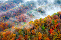 Red River Smoke, Red River Gorge, KY